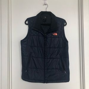 The North Fave quilted puffer vest